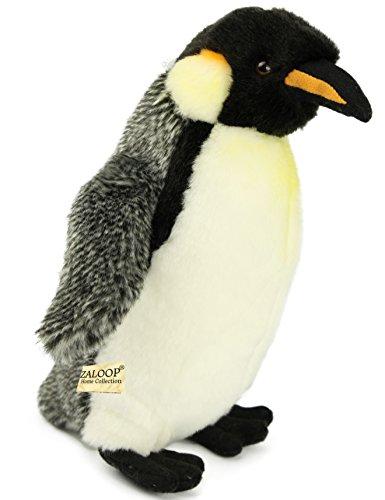 Zaloop Kaiserpinguin ca. 20 cm Plüschtier Kuscheltier Stofftier Pinguin 87