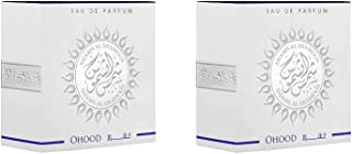 Lattafa Unisex Shams Al Shamoos Ohood Eau de Perfume - 35 ml + 35 ml