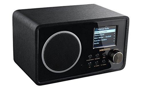Wireless LAN Internet-Radio MEDION® LIFE® E85052 (MD 87267) schwarz