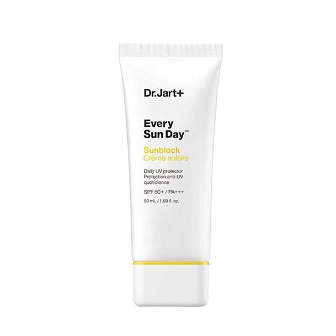 コンソールヒューバートハドソンそれによってドクタージャルトゥエブリサンデーサンブロック50mlサンクリーム韓国コスメ、Dr.Jart Every Sun Day Sun Block 50ml Sun Cream Korean Cosmetics [並行輸入品]
