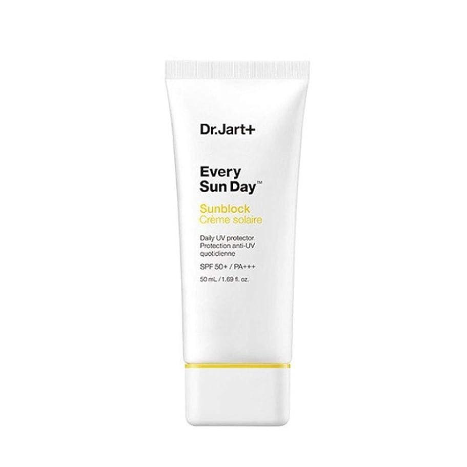 競合他社選手にんじん矢ドクタージャルトゥエブリサンデーサンブロック50mlサンクリーム韓国コスメ、Dr.Jart Every Sun Day Sun Block 50ml Sun Cream Korean Cosmetics [並行輸入品]