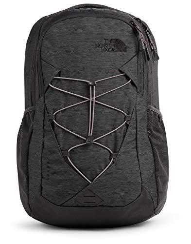 The North Face Women's Jester Backpack, Asphalt Grey Light Heather/Ashen Purple, One Size