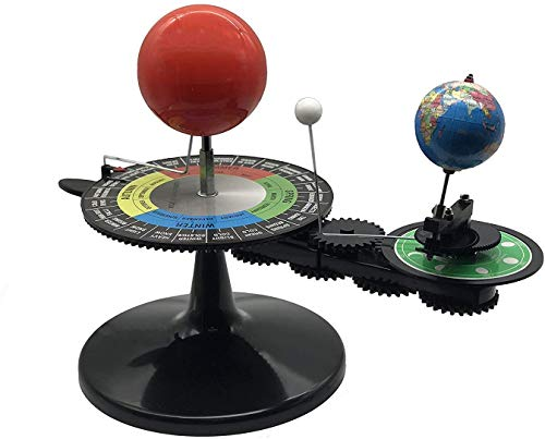 Modelo de juguete del sistema solar, juguete del sistema sol