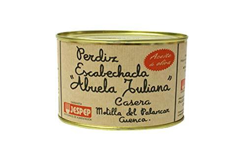 """Perdiz Escabechada """"Abuela Juliana"""" Casera 550 g"""