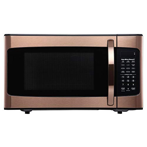 1.1 Cubic Foot Copper Finish Microwave