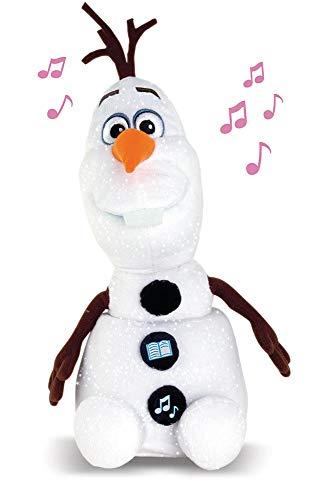 IMC Toys Contes et Songs Olaf-Pelchuch, interaktiv, mit Sound, Disney 17016