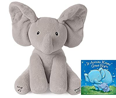 GUND Baby Flappy Animated Plush Toy Collection