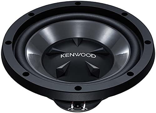 Kenwood KFC-W112S KFC-W 112 S 300mm Subwoofer (800 Watt) schwarz