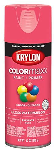 TITLE_Krylon K05544007 COLORmaxx Spray Paint