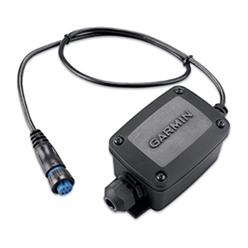 Garmin 010-11613-00 010-11146-20, 8 Pin Female to Wire Block Adapter