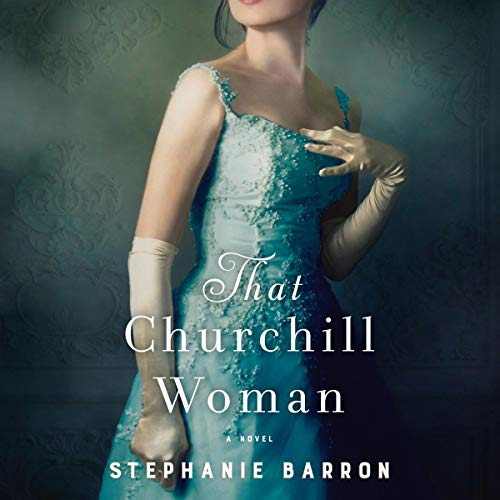 That Churchill Woman audiobook cover art