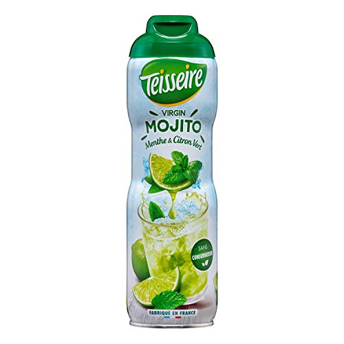 Teisseire Mojito - Sirup - 0,6 Liter