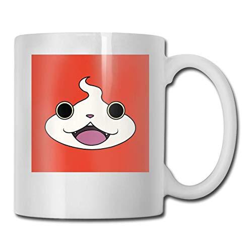 qimingshajinzhubaoshangxing Yo-Kai Watch Jibanyan Ceramic CUPS Code 330ml
