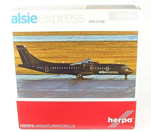 Herpa 558396 ATR-72-500 Alsie Express, Coloured