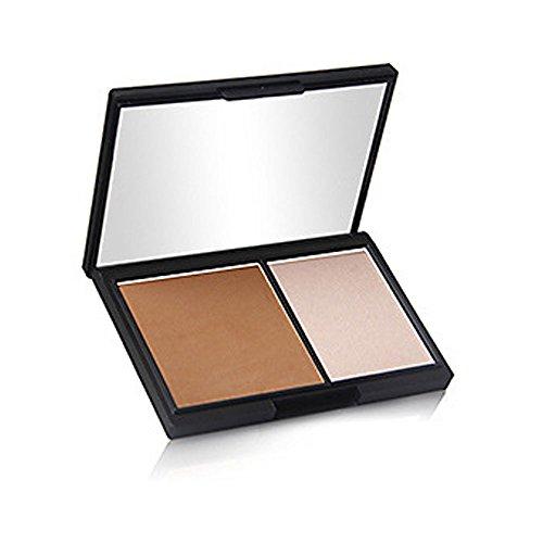Lecimo Technic Colour Fix Fond de Teint en Poudre Pressé Compact avec Miroir #3
