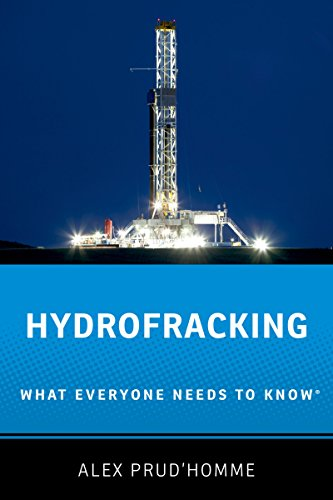 Hydrofracking: What Everyone Needs to Know® (English Edition)
