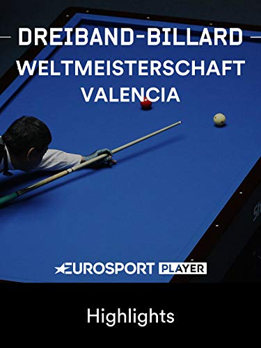 Dreiband-Billard: Weltmeisterschaft in Valencia (ESP) - Highlights