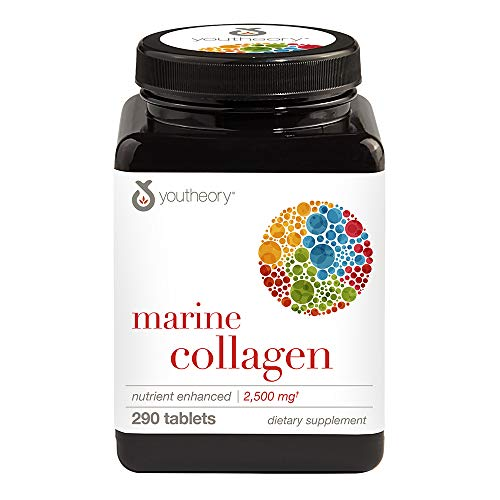 Youtheory Marine Collagen, 290 Count