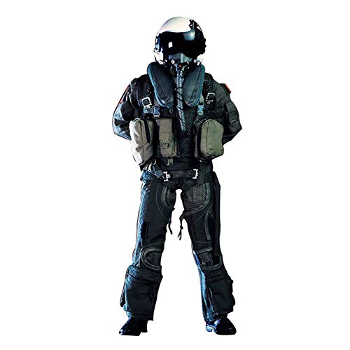 Piloten Uniform Neuer Söldneranzug Benutzt Soldatenmodell Kleidung Benutzt Für 1/6 Soldat Action Figuren Modell Statuen Für Kinder Und Erwachsene Geschenk Spielzeug