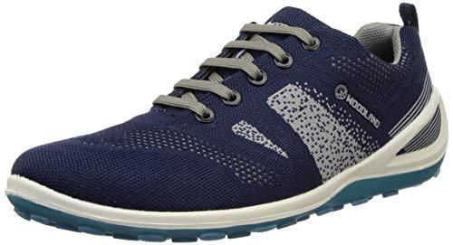 Woodland Mens Lifestyle Shoes,Navy/LGREY, 8 UK (42 EU) (GC 2993118)