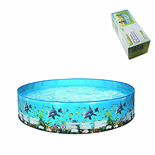 Piscina, piscinas sobre el suelo, bañera redonda plegable, exterior para adultos, niños, piscina familiar, piscina inflable