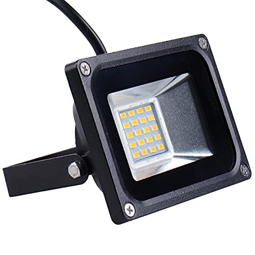 LIZONGFQ Zhang Asia 5pcs 20W Refletor LED FLUYLINTH 220V LED Luz de inundación LED Foco Reflector Reflector LED LED Iluminación al Aire Libre Impermeable IP65