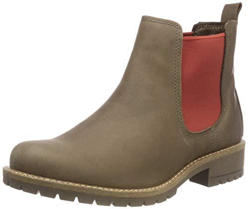 ECCO Damen Elaine Chelsea Boots, Grau (Stone 2064), 38 EU