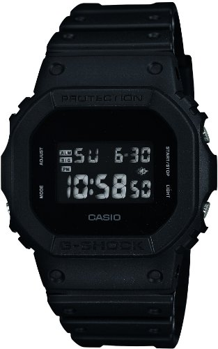 CASIO(カシオ)『G-SHOCK(DW-5600BB-1JF)』