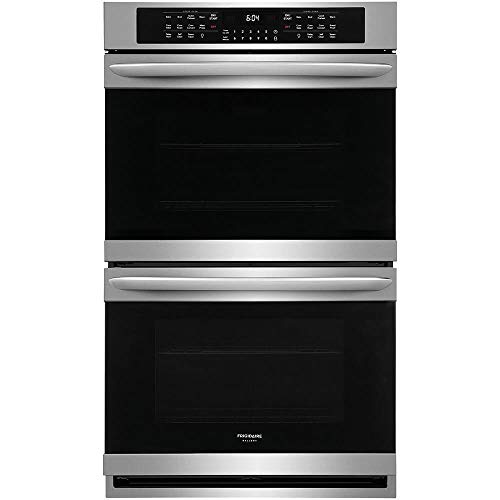 "Frigidaire FGET3066UF 30"" Gallery Series Double Electric Wall Oven with Convection in Stainless Steel"