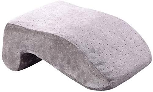 お昼寝枕 トラベルクッション (グレー)