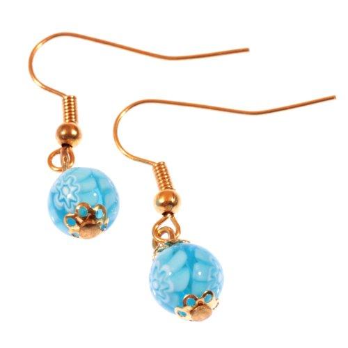 Micael artistico gioielli di Murano vetro di Murano « Mille Fiori »