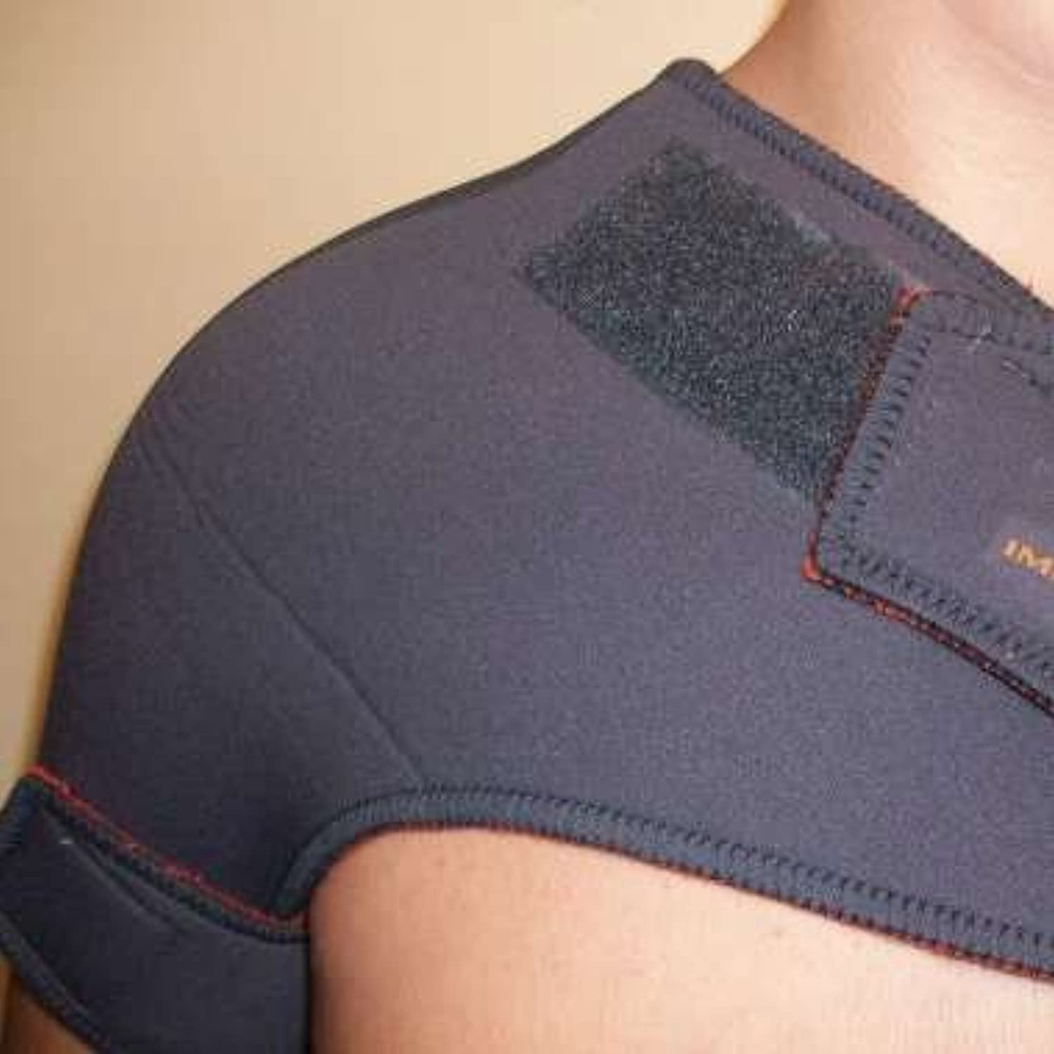 Thermo Wrap Sports Shoulder Support, Washable, Large