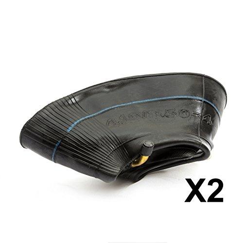 tube intérieur 4.10/3.50–4 Bent Valve petrolscooter (Lot de 2)