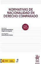 Normativas de Nacionalidad en Derecho Comparado (Manuales de Derecho Constitucional) (Spanish Edition)