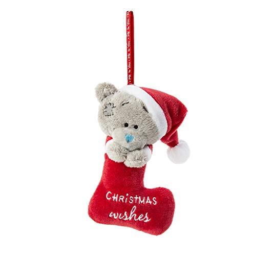 Me To You Tatty Teddy-Calcetín Decorativo para árbol de Navidad (Carte Blanche Greetings Ltd XP301006)