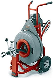 Ridgid 61102 K-7500 Drain Cleaner with 5/8-Inch Pigtail