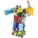 SHOH Transformers Juguetes,Robot De Deformación,ensamblado Transformar Robot Kits De Bloques De...