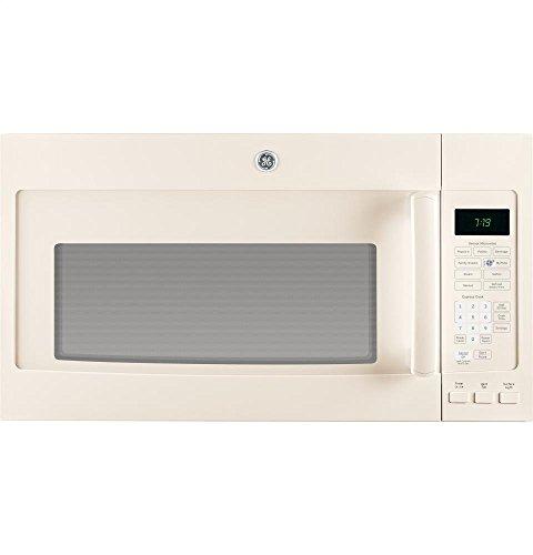 GE JVM7195DFCC 1.9 Cu. Ft. Bisque Over-the-Range Microwave