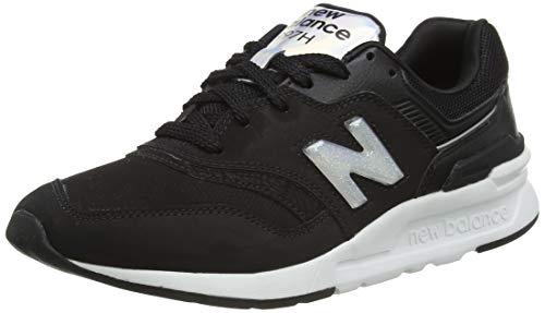 New Balance 997H', Zapatillas Mujer, Negro, 40.5 EU