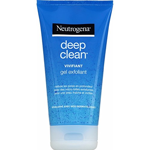 Neutrogena - Deep Clean Gel Exfoliant Vivifiant -...