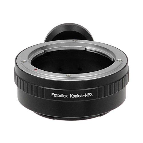 Fotodiox Anillo Adaptador para Konica AR Montaje Lente de la cámara Sony Alpha Nex E