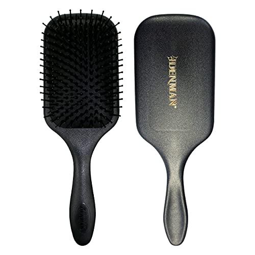 Denman D83 Large Paddle Hairbrush, Black, 1 cou