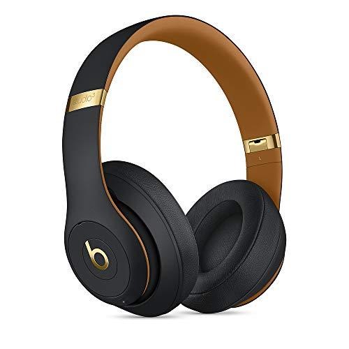 BeatsStudio3Wirelessオーバーイヤーヘッドフォン–TheBeatsSkylineCollection-ミッドナイトブラック