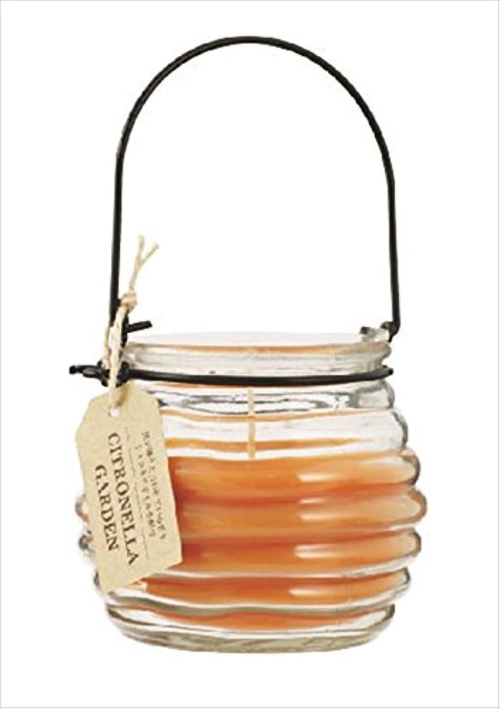 酸っぱいローマ人バイオレットカメヤマキャンドル(kameyama candle) シトロネラガーデンキャンドル A2080500