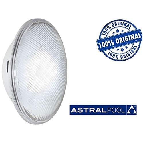 LordsWorld - Astralpool - 52596 Lumiplus llevó la lámpara con luz Blanca Par56 (1485 lúmenes 24W) - Iluminación para Piscinas y Jardines - 52596-LUMIPLUS