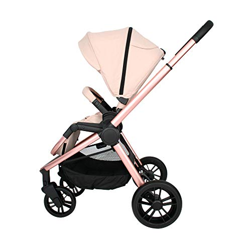 My Babiie Billie Faiers MB400 Rose Gold en Blush Melange kinderwagen