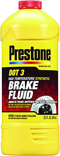 Prestone 32 Ounce AS401 DOT 3 Synthetic Brake...