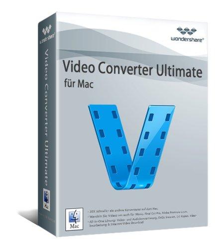 mächtig der welt Video Converter Ultimate MAC Vollversion (Produktschlüssel ohne Datenträger)