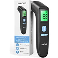 Ankovo Non Contact Forehead Thermometer for Fever