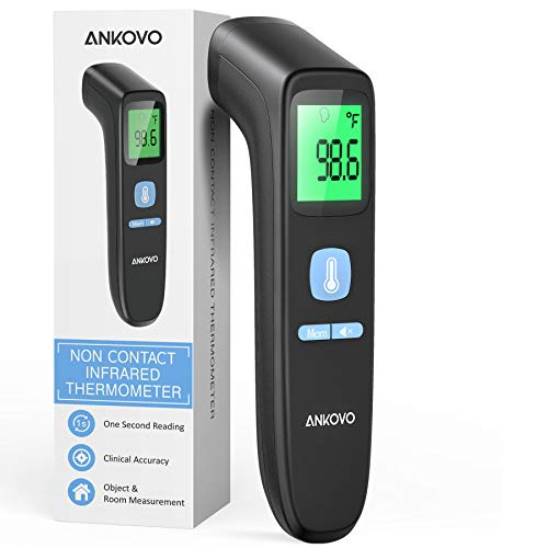 Forehead Thermometer for Adults, The Non Contact Infrared Thermometer...